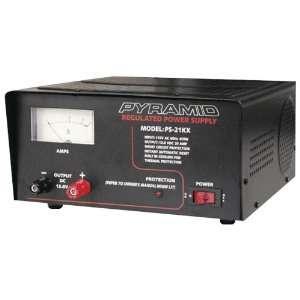 PYRAMID PS21KX 20 AMP POWER SUPPLY Car Electronics