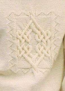 Celtic Trinity Knot Knitting Pattern : FREE CELTIC KNOT CABLE KNITTING PATTERN   KNITTING PATTERN