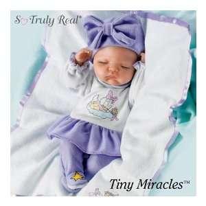 Sleep Tight, Baby Daisy Doll: Lifelike Baby Doll With Baby