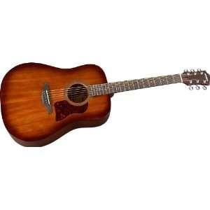 Hohner Chorus Series Mahogany Acoustic Guitar Sunburst