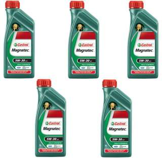 MAGNATEC 5 LITRES ENGINE OIL FULLY SYNTHETIC 5W 30 A1 / 5W30 A1