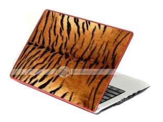 Wholesale 14 Tiger Stripe Pattern Laptop Decal Sticker Skin Cover