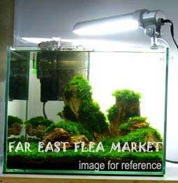suitable for freshwater, marine and paludarium nano aquariums (images
