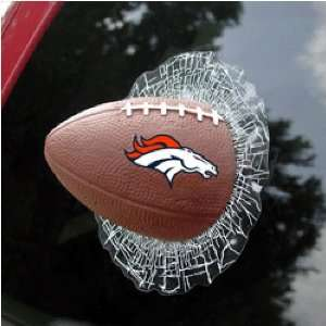 Ball Window Decal by Rico Industries:  Sports & Outdoors