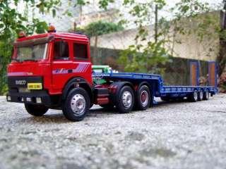 Modellini camion Fiat e Iveco a Brescia    Annunci