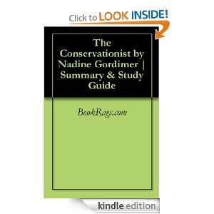 The Conservationist by Nadine Gordimer  Summary & Study Guide