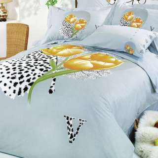 Le Vele Hayat 6 Piece Full / Queen Duvet Cover Bedding Set  Wayfair