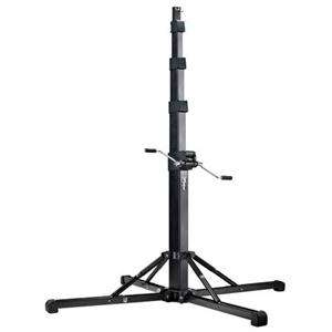 Manfrotto 587B Black Magic Stand, 5.41   18 with Max Load of 440 lbs