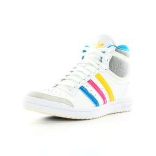 Chaussures Sport / Mode Adidas Top ten high sleek W