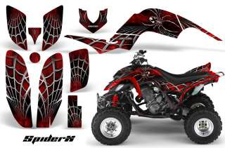 YAMAHA RAPTOR 660 GRAPHICS KIT DECALS STICKERS SXR