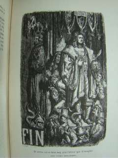 Droll Stories French Book 425 Illustrations Gustave Dore.RARE!