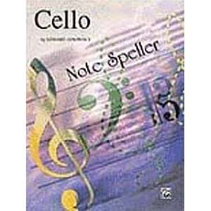Cello Note Speller by Edward Janowsky Musical Instruments