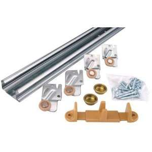JOHN STERLING 0206 V59 Bypassing Door Hanger Kit,Mill,60