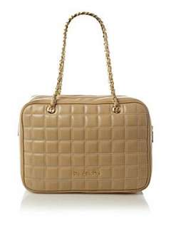 Love Moschino Quilted bowler bag