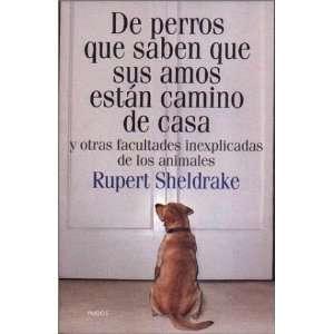 amos están camino de casa (9788449310010) Rupert Sheldrake Books