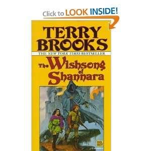 The Wishsong of Shannara (9781857231328) Terry Brooks Books