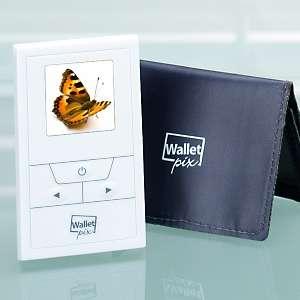 Wallet Pix Credit Card Size Deluxe Digital Photo Album
