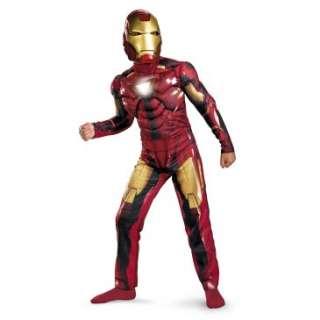 Iron Man 2 (2010) Movie   Mark VI Classic Child Costume, 69708