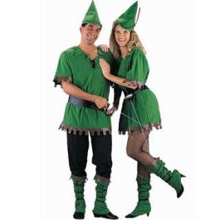 Robin Hood Adult Costume (Unisex), 27237