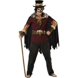 Halloween Costumes Witch Doctor Premier Adult Costume