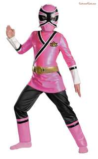 Power Ranger Deluxe Child Costume