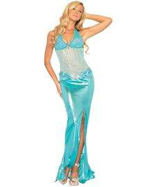 Fantasy Mermaid Costume for Adults  Mermaid Halloween Costume