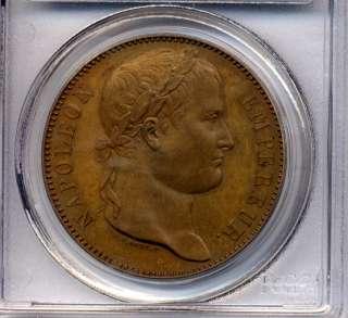 France 5 Francs 1815A KM Pn21 PCGS SP63