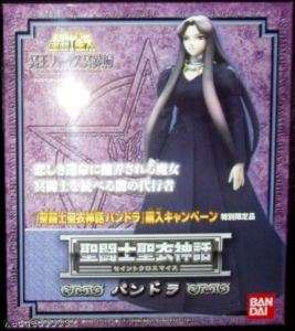 Saint Seiya Cloth MYTH Pandora Limited Edition