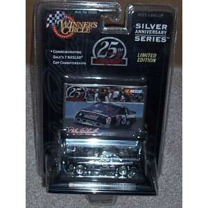 Dale Earnhardt 1993 Champion Silver 3 Die Cast Car 164 Toys & Games