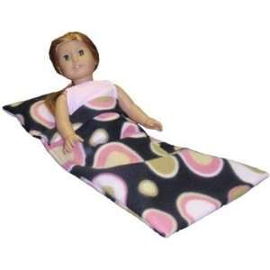 Toy Sleeping Bags for American Girl dolls Toys & Games