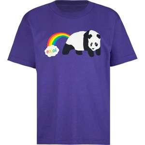 ENJOI Rainbow Fart Boys Tee 170812750  graphic tees