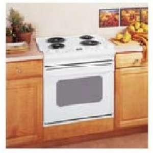 Oven, AccuBake System and Extra Large Oven Window White Appliances