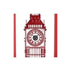 Little Big Ben clock stickers (with mechanism)