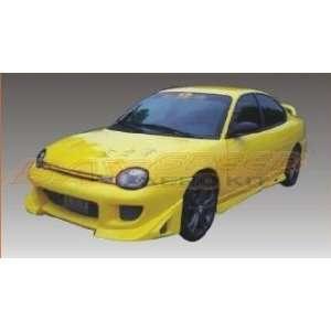 95 99 Dodge Neon Blitz Front Bumper Automotive