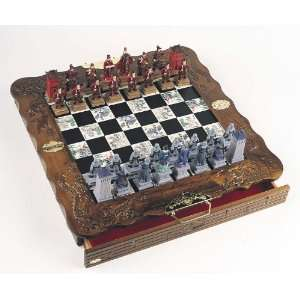 Romance of Three Kingdoms Chess Set Toys & Games