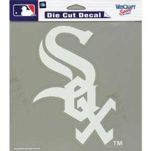 Chicago White Sox   Logo Cut Out Decal MLB Pro Baseball