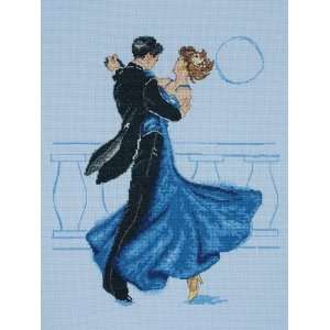 Moonlight Dance   Counted Cross Stitch Kit Arts, Crafts & Sewing