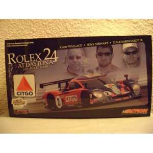 Piece Action Racing Collectables Rolex 24 at Daytona Dale Earnhardt