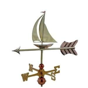 Good Directions Sailboat Weathervane Patio, Lawn & Garden