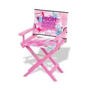Disney High School Musical Tween Directors Chair