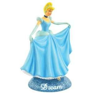 to Disney Princesses Dream Cinderella Figurine Home & Kitchen