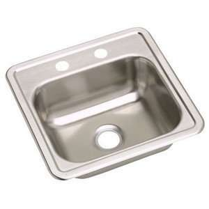 High Quality Top Mount Hospitality Sink D115163