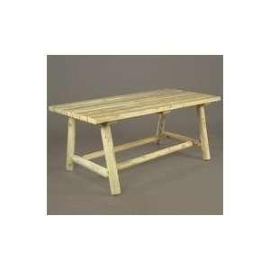 Natural Cedar Furniture Company Classic Farmers Table