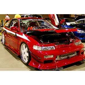 1988 1991 Honda CRX Techno R Flare Bodykit: Automotive