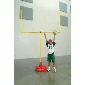 Goal And BigRedBase Goal Post System   Includes Base and Post Office