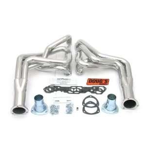 Dougs Headers D323 1 7/8 4 Tube Full Length Metallic Ceramic Coated