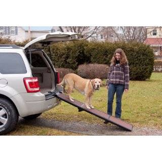 Pet Gear Travel Lite Tri Fold Pet Ramp for cats and dogs up to 200
