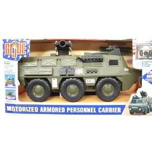 : GI Joe Motorized Armored Personnel Carrier made 2003: Toys & Games