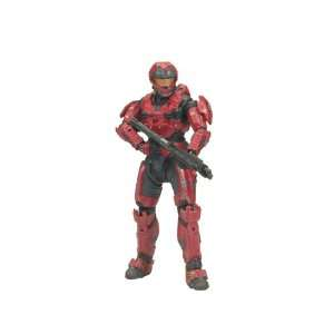 Halo Reach Series 2 Spartan CQC Custom (Red) Action Figure