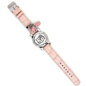 HELLO KITTY FUSCIA ADULT SIZE WATCH  Toys & Games